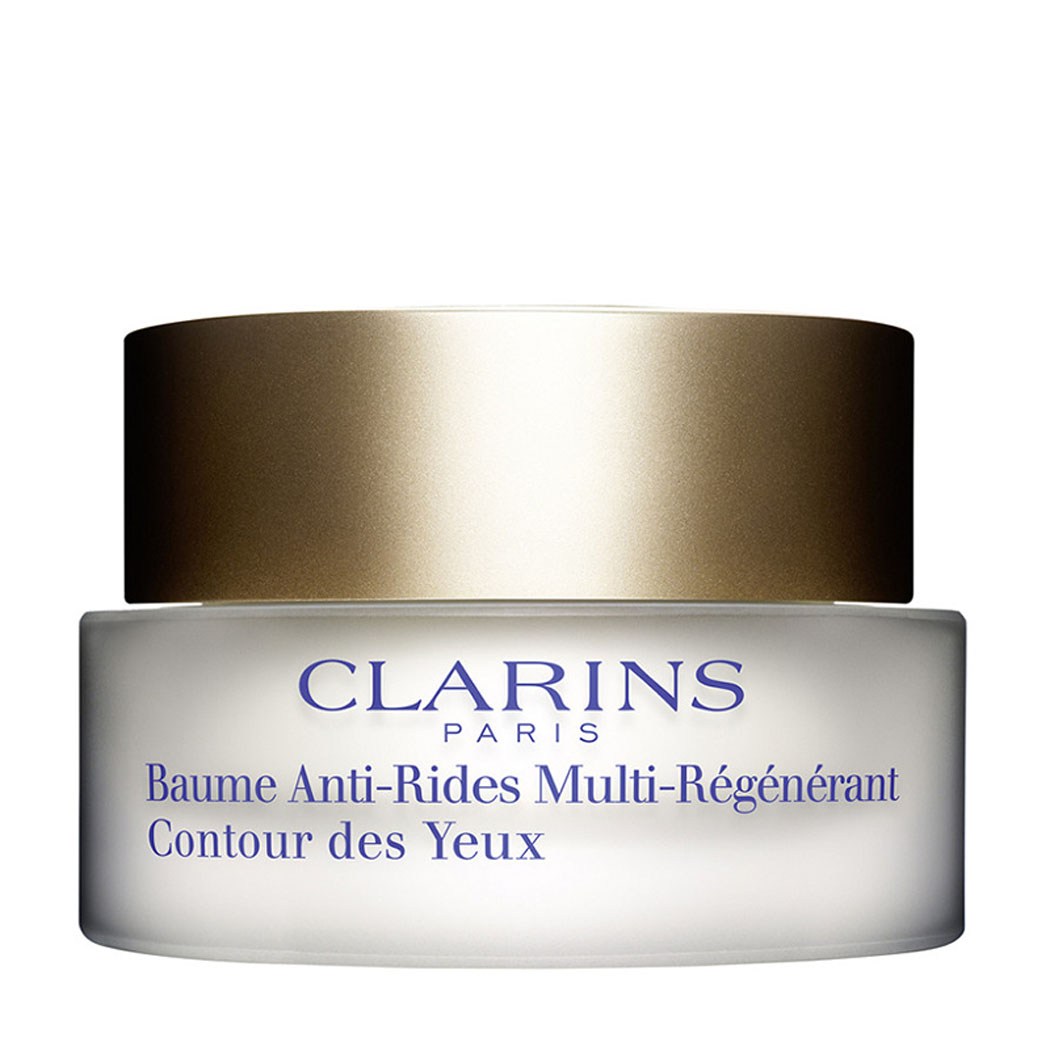 clarins baume anti rides multi regenerant contour des yeux cod 3949. Black Bedroom Furniture Sets. Home Design Ideas